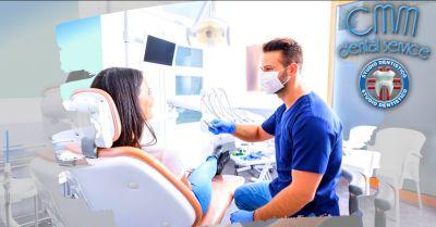 cmm dental service offerta intervento decontaminazione tasche parodontali laser brescia