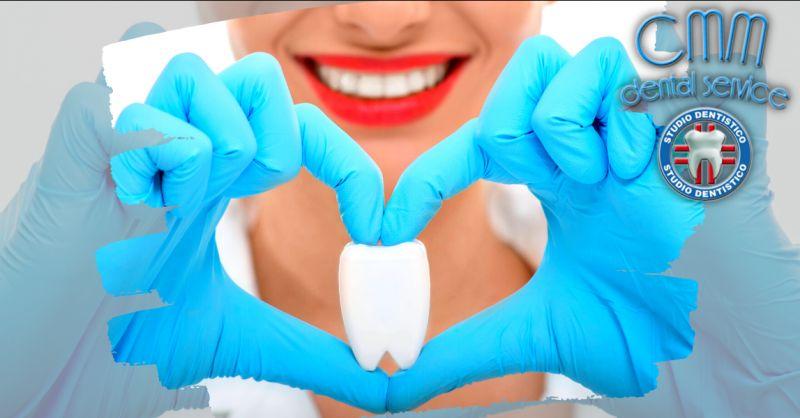 CMM DENTAL SERVICE - Offerta interventi di implantologia a carico immediato Brescia