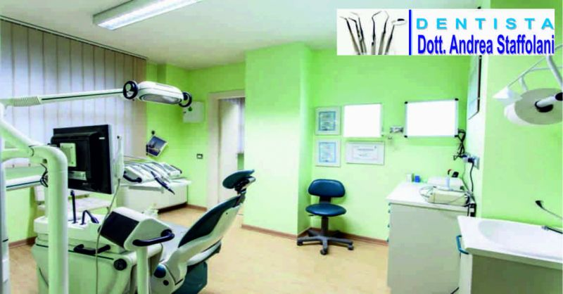 DOTT. ANDREA STAFFOLANI MEDICO offerta odontoiadria - occasione protesi dentaria