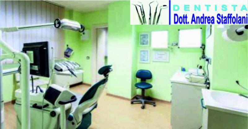 Studio dentistico staffolani offerta odontoiatria - occasione ortodonzia