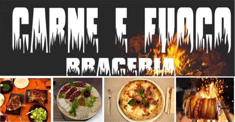 offerta specialità carne alla brace ristorante - occasione mangiare carne alla brace a montoro
