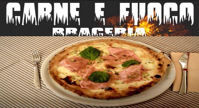 Carne e Fuoco Braceria offerta pizzeria - occasione pizza forno a legna Napoli