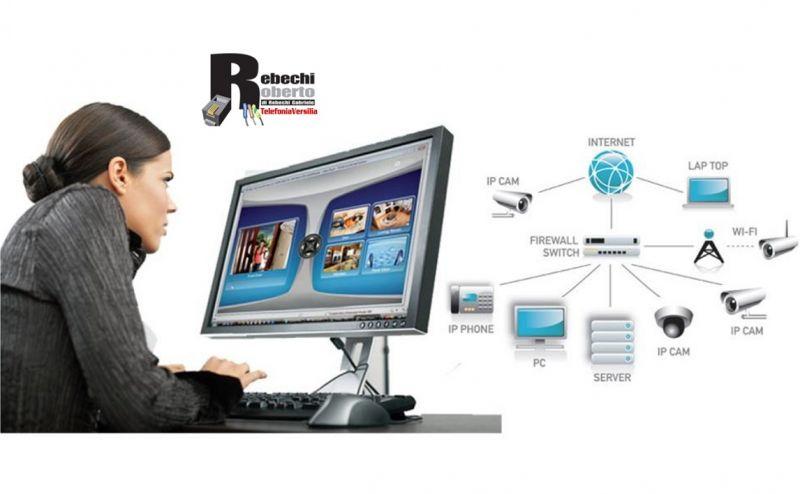 Offerta centralini telefonici Versilia - promozione impianti telefonici