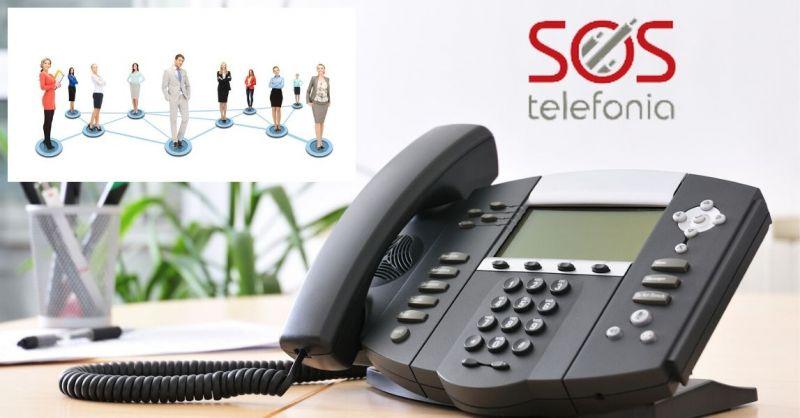 occasione centralini e impianti telefonici per aziende Lucca - S.O.S. TELEFONIA