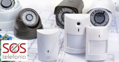 occasione sistemi di videosorveglianza per sicurezza casa offerta impianti videosorveglianza