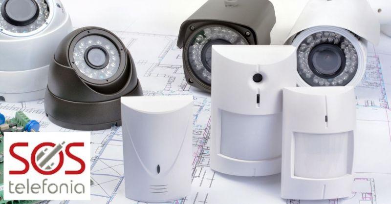 occasione sistemi di videosorveglianza per sicurezza casa - offerta impianti videosorveglianza