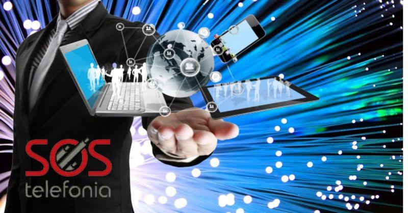 promozione fibra ottica e connessione a Internet in fibra Lucca - S.O.S. TELEFONIA di Rebechi