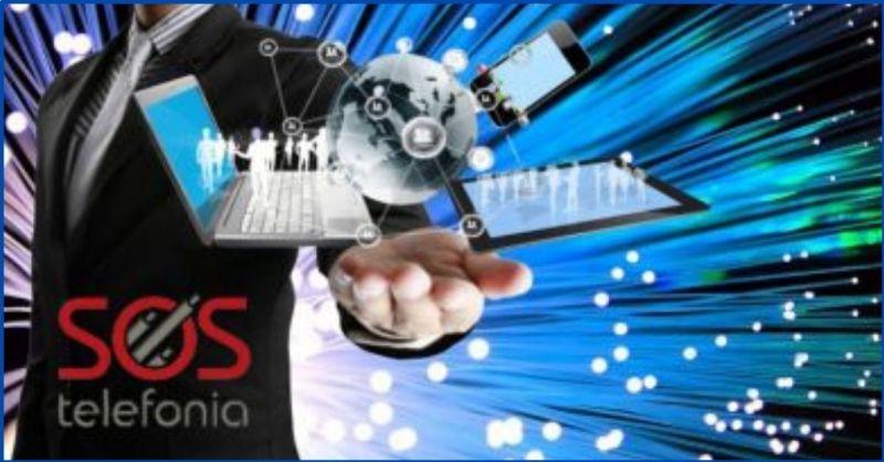PROMOZIONE FIBRA OTTICA E CONNESSIONE A INTERNET IN FIBRA LUCCA - SOS TELEFONIA DI REBECHI