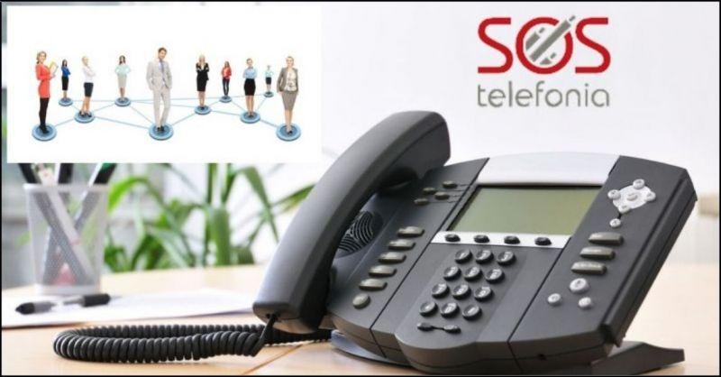 OCCASIONE CENTRALINI E IMPIANTI TELEFONICI PER AZIENDE LUCCA - SOS TELEFONIA