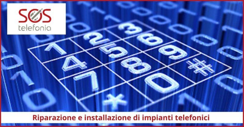 offerta riparazione e installazione di impianti telefonici Versilia - SOS TELEFONIA