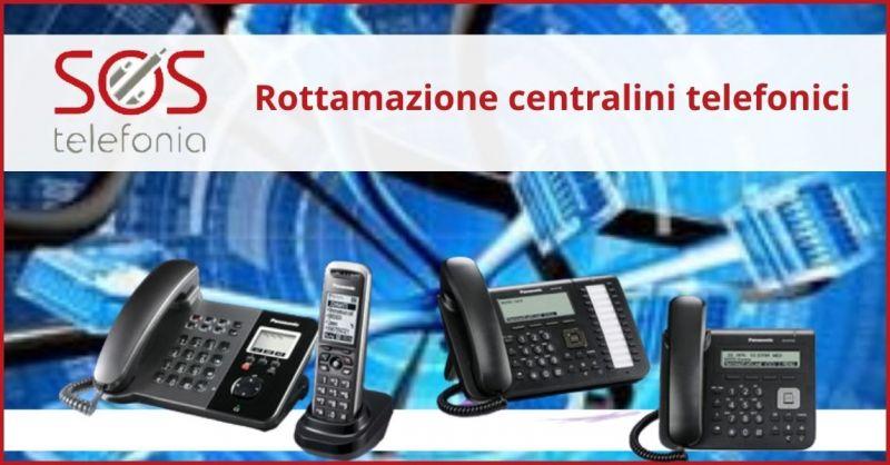 SOS TELEFONIA - occasione rottamazione centralini telefonici Lucca e Versilia