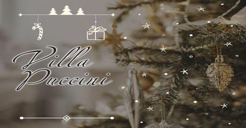 Villa Puccini offerta pranzo Natale - occasione prenotazione natale