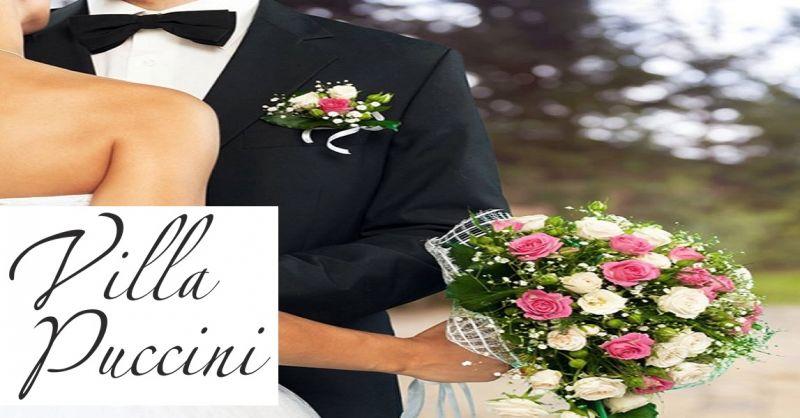 Villa Puccini offerta location eventi - occasione organizzazione matrimoni feste private
