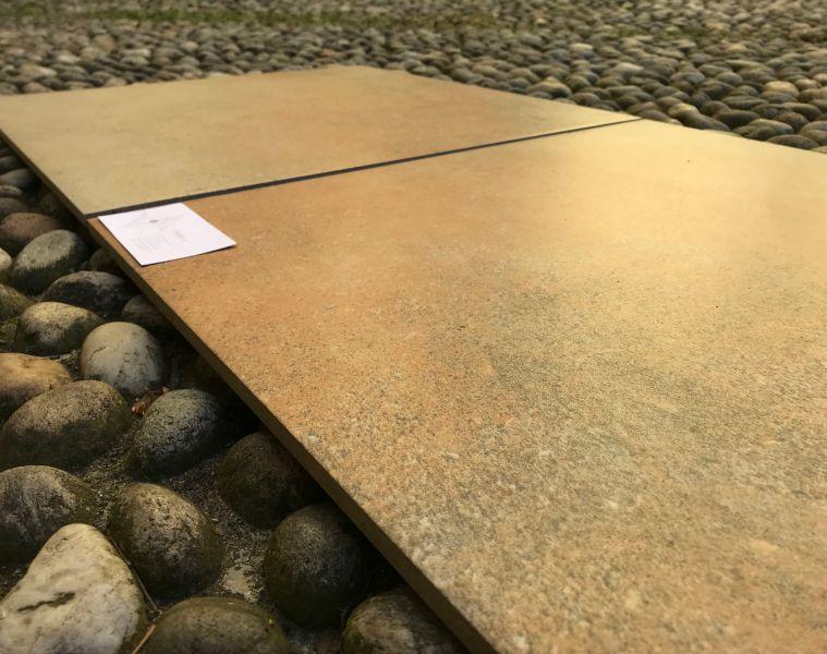 Intest srl offerta gres porcellanato effetto cotto - occasione vendita pavimenti e rivestimenti