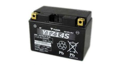 offerta vendita batteria yuasa ytz14 s 12 v 11 2 ah cca230a occasione vendita batteria moto
