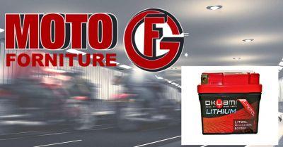 offerta vendita batteria litio lifedo4 12v cca120a occasione vendita batteria moto