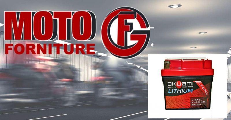 offerta vendita batteria litio (Lifedo4) 12v cca120a - occasione vendita batteria moto