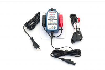 offerta caricatore manutentore optimate batterie 12v piombo litio occasione vendita accessori