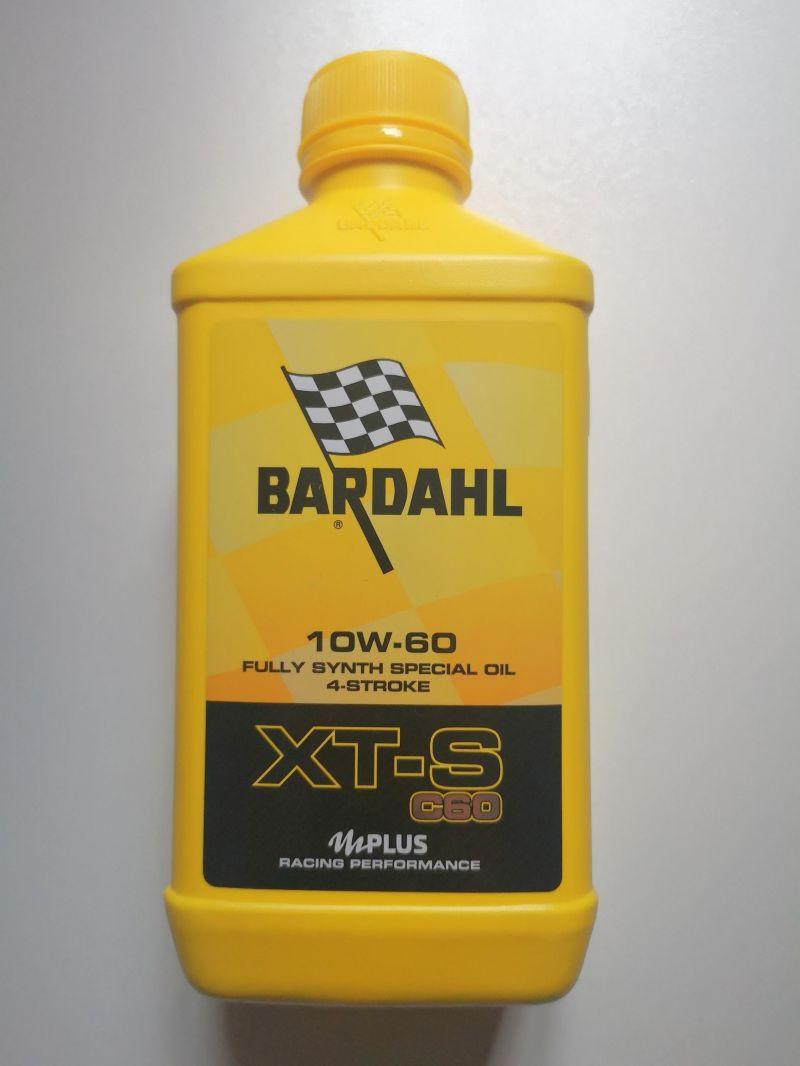 OLIO MOTORE BARDAHL XT-S C60