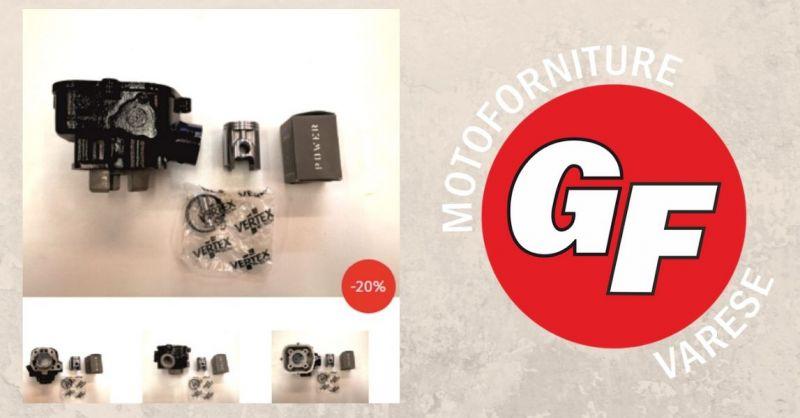 occasione CILINDRO MALAGUTI FIFTY 50 LIQUIDO - offerta Cilindro alluminio Malaguti