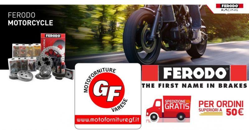 MOTOFORNITURE GF - Trova migliori promozioni su pastiglie dischi ganasce dei freni marca Ferodo