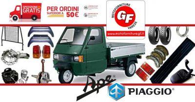 motoforniture gf offerta vendita online ricambi parti elettriche e parti motore ape piaggio