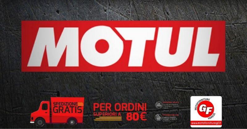 MOTOFORNITURE GF - Offerta vendita online lubrificanti ad alte prestazioni per motori MOTUL