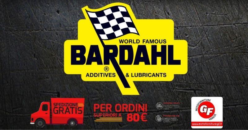 MOTOFORNITURE GF - Promozione vendita online OLIO e LIQUIDO per RADIATORI BARDAHL