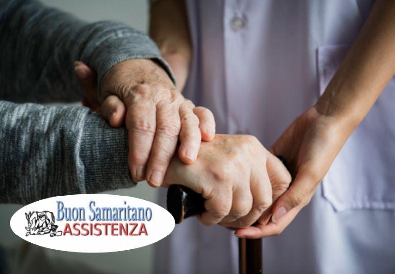 ASSOCIAZIONE BUON SAMARITANO ONLUS offerta assistenza disabili-assistenza anziani