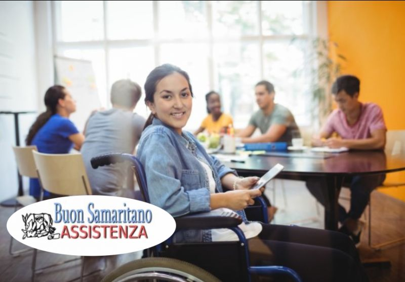 ASSOCIAZIONE BUON SAMARITANO ONLUS assistenza ospedaliera - servizio di assistenza in struttura