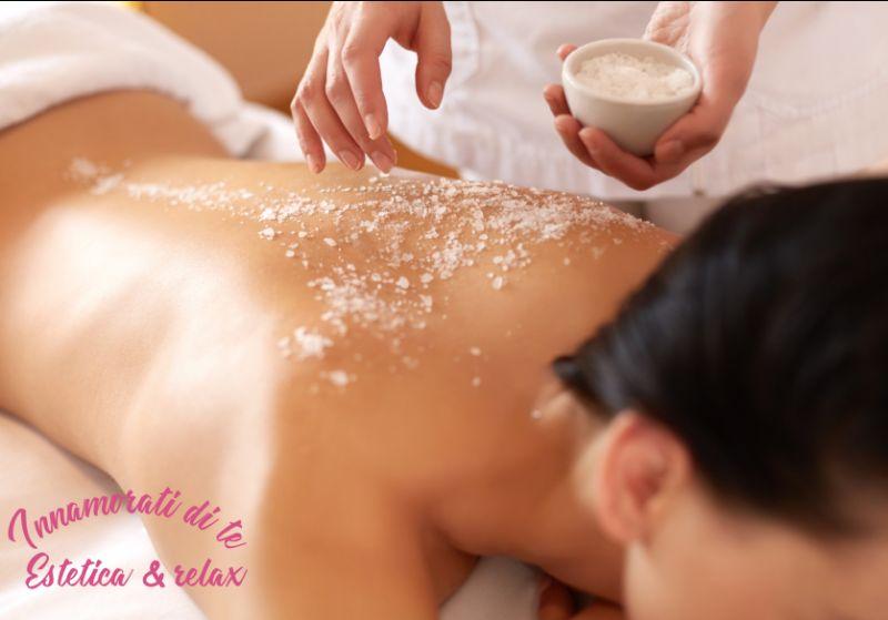 INNAMORATI DI TE estetica e relax offerta massaggio svedese - promozione massaggio rilassante