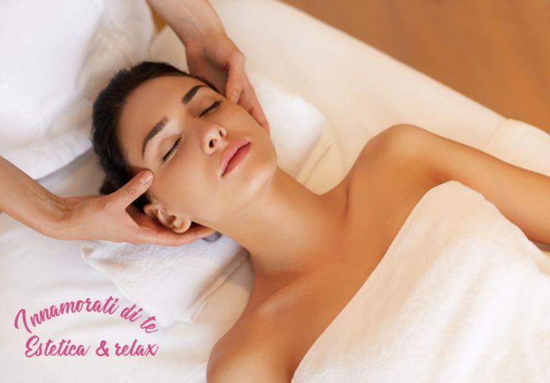 INNAMORATI DI TE estetica e relax offerta pulizia viso - promozione trattamento viso