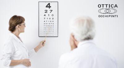 offerta visita misurazione vista ragusa occasione controllo visivo ragusa