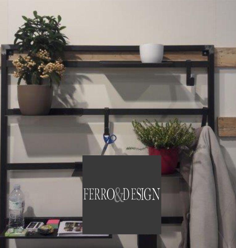 FBB FERRO & DESIGN offerta mobili industrial in ferro - promozione arredamento stile industrial
