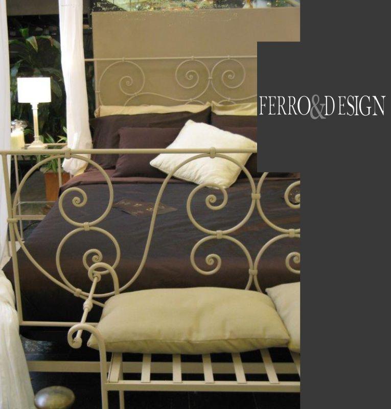 FBB FERRO e DESIGN offerta letti in ferro su misura - promozione divano letto su misura ferro