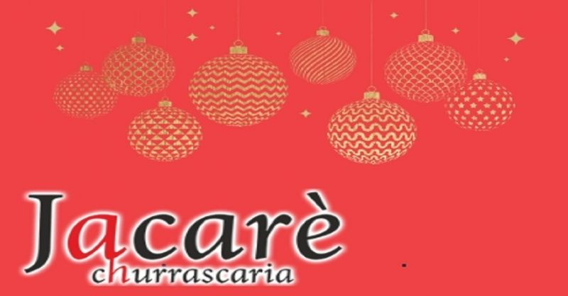 Ristorante Jacaré offerta pranzo natalizio - occasione prenotazione pranzo di natale