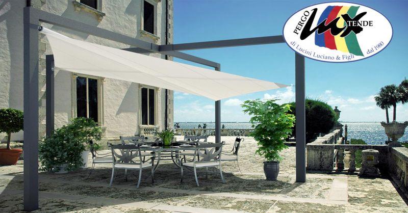 Tende Da Balcone Roma : Pergolux offerta installazione tende da sole nettuno sihappy