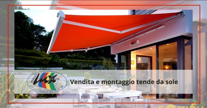 PERGOLUX TENDE Offerta tende da sole torvaianica - occasione negozio tende da sole roma