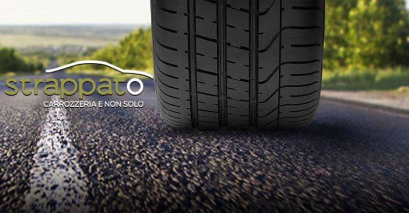offerta servizio giro gomme Ancona - occasione servizio controllo pressione gomme auto Ancona