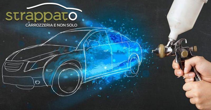 offerta ritocco verniciatura carrozzeria Ancona - occasione verniciatura Auto ad acqua Ancona