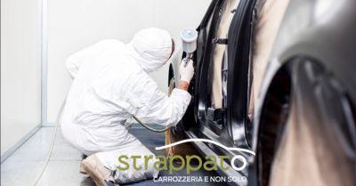 offerta riverniciatura carrozzeria auto ancona occasione trattamento antipioggia auto ancona