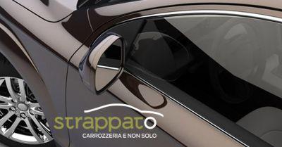 carrozzeria strappato offerta servizio oscuramento vetri anteriori auto ancona