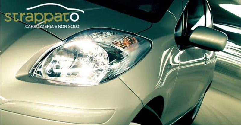 Carrozzeria Strappato offerta Check up Auto Ancona - occasione controllo auto meccanico Ancona