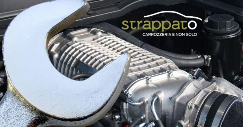 offerta intervento auto carrozzeria meccanico Ancona - occasione riparazione motore auto Ancona