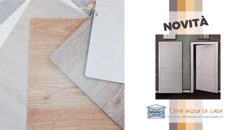 offerta porte interne legno laminato teramo - occasione produzione porte interne Demaco teramo
