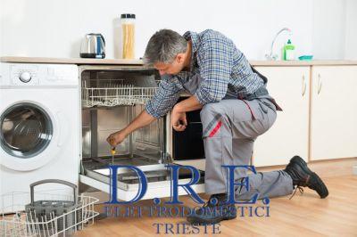 dre elettrodomestici occasione riparazione casalinghi trieste