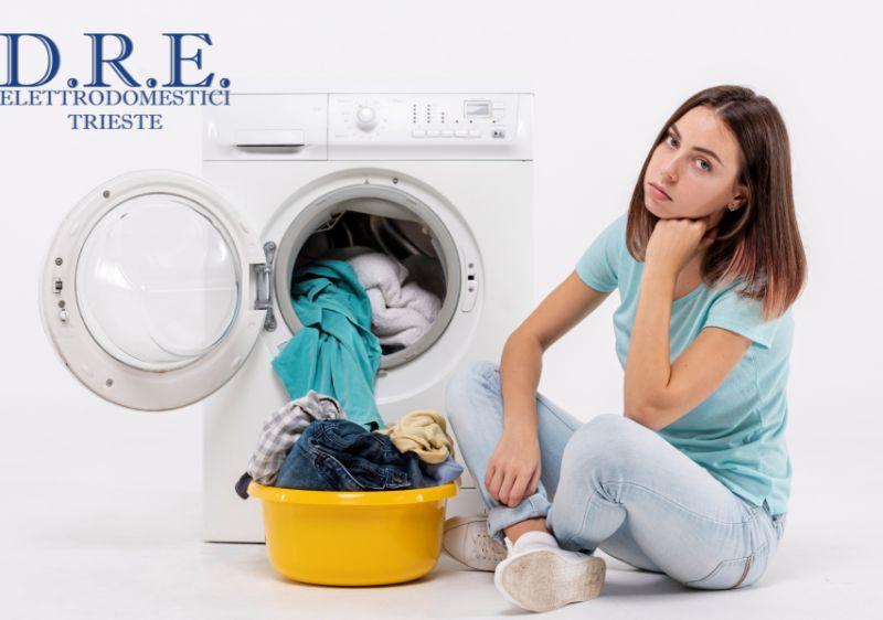 DRE ELETTRODOMESTICI offerta riparazione lavatrice – promozione soluzione malfunzionamento frigorifero