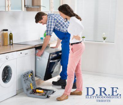 dre elettrodomestici offerta riparazione casalinghi promozione manutenzione elettrodomestici