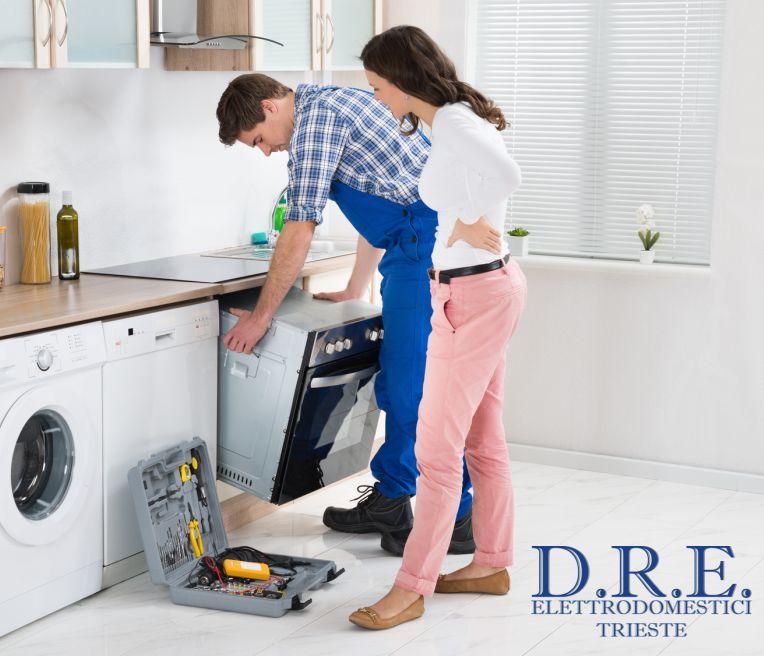 DRE ELETTRODOMESTICI offerta riparazione casalinghi - promozione manutenzione elettrodomestici