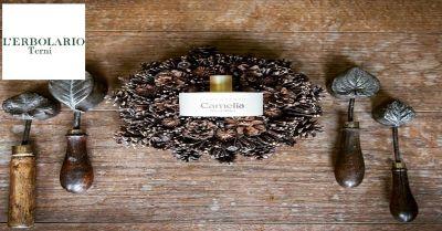 offerta vendita cosmetici naturali per corpo occasione prodotti erboristeria cosmetica terni